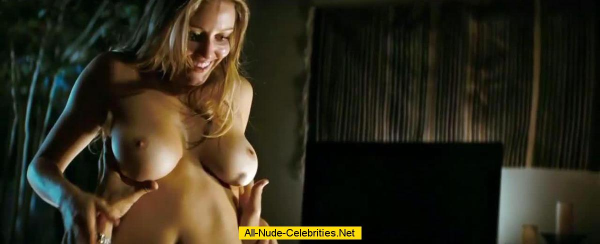 Busty Julianna Guill nude scenes from Friday the 13th