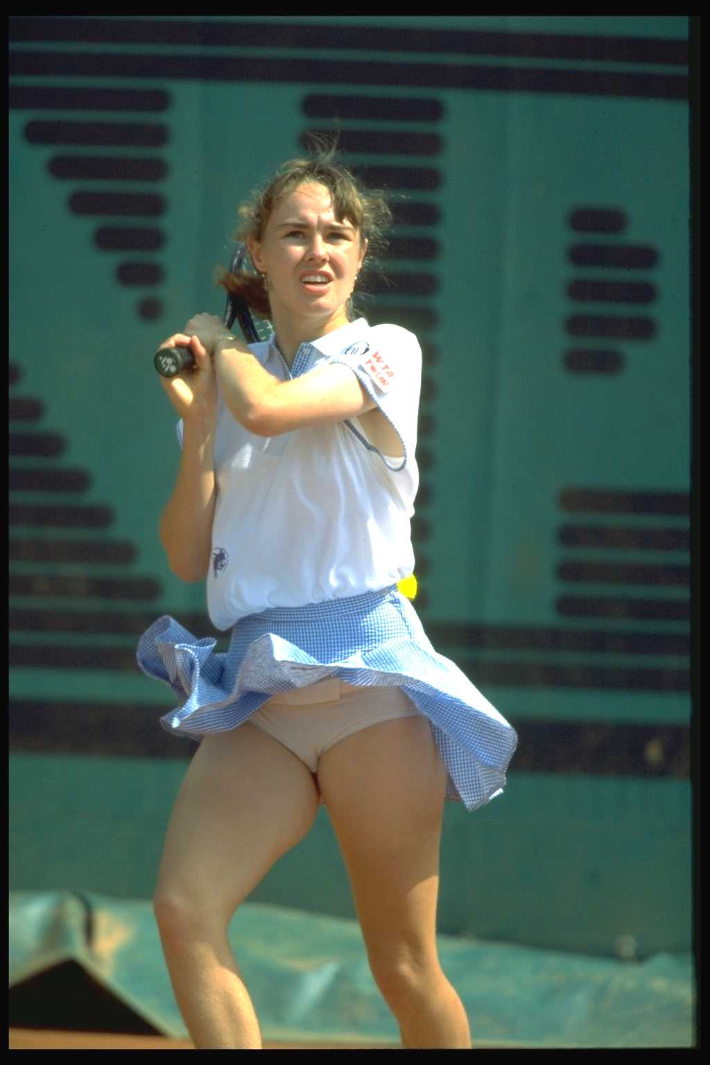 Martina hingis naked pictures are not