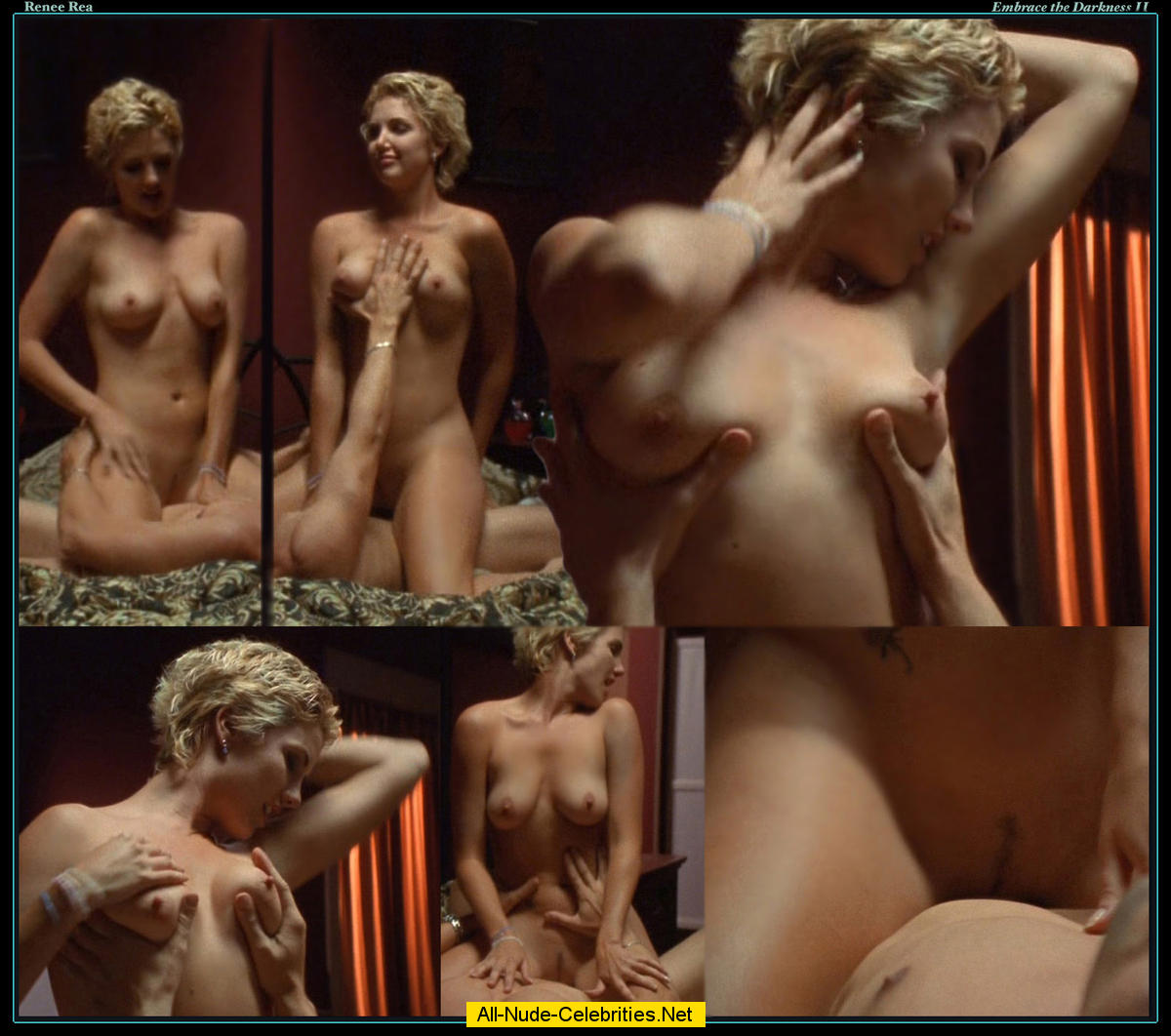 Renee Rea fully nude sex scenes from Embrace the Darkness